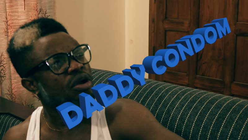 Joe Daddy Condom(the real coverpage)