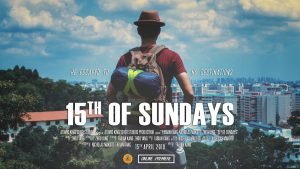 15TH OF SUNDAYS Film Poster