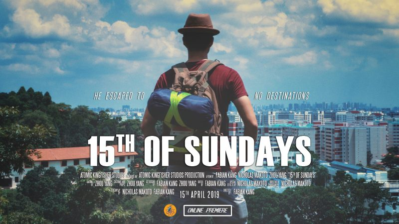 15TH OF SUNDAYS Film Poster