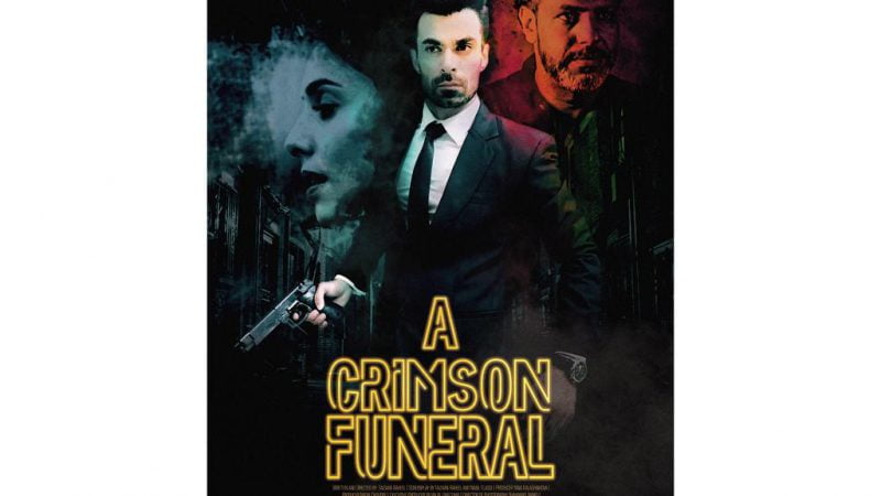 Crimson Funeral Poster