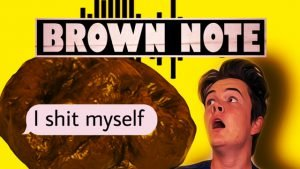 Brown Note Poster